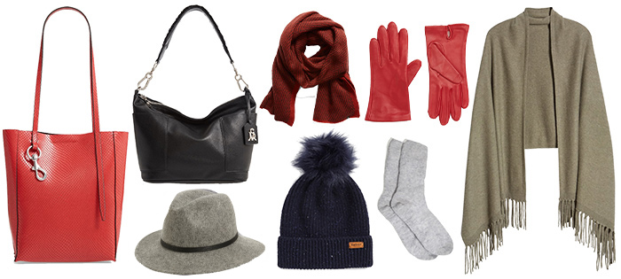 cold weather accessories | 40plusstyle.com