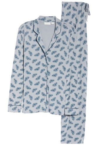 Nordstrom Lingerie pajamas | 40plusstyle.com