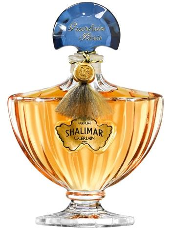 Guerlain Shalimar perfume | 40plusstyle.com