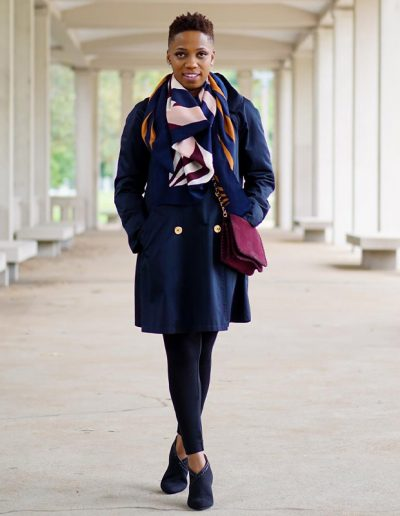How to look fashionable this winter | 40plusstyle.com