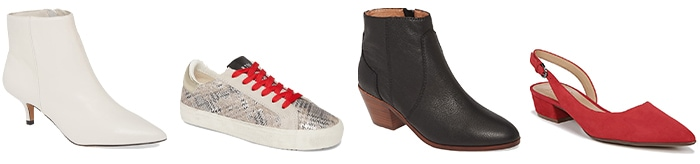shoes to wear with leather jackets   40plusstyle.com