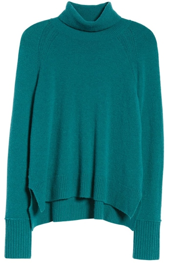 best colors to complement gray hair - jade green | 40plusstyle.com
