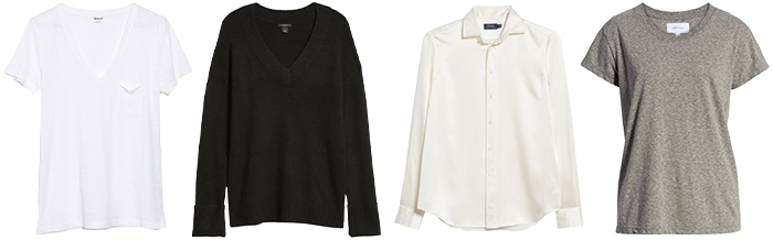 How to dress like Jennifer Aniston: Blouse and tops guide   40plusstyle.com