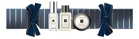 Jo Malone London Christmas cracker travel size set | 40plusstyle.com