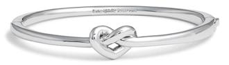 Kate Spade knot bangle | 40plusstyle.com