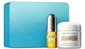 La Mer The Signature Glow Duo | 40plusstyle.com
