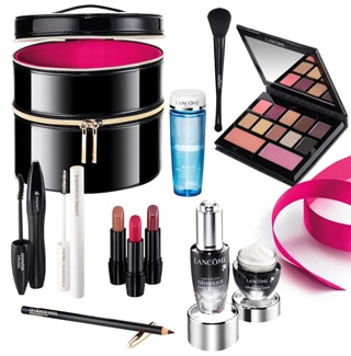 Makeup gift sets with cases | 40plusstyle.com