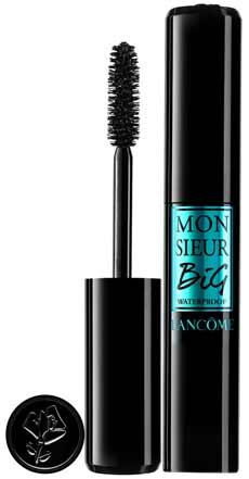 Lancôme The Monsieur Big Waterproof Mascara | 40plusstyle.com