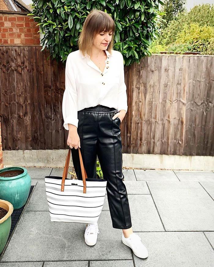 Lizzi urban style | 40plusstyle.com