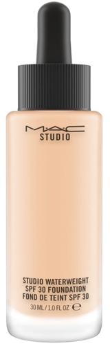 Best foundation for mature skin - MAC Studio Waterweight Foundation SPF 30   40plusstyle.com