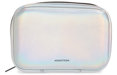 Nordstrom tech travel organizer   40plusstyle.com