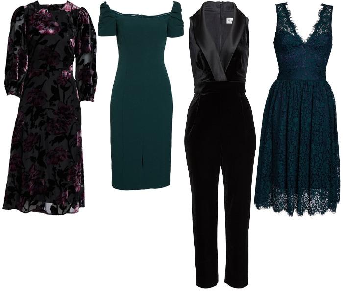 Petite size cocktail dresses and jumpsuit   40plusstyle.com