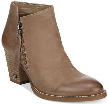 women's booties in the black Friday sales | 40plusstyle.com