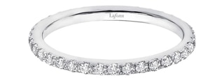 Laffon eternity ring | 40plusstyle.com