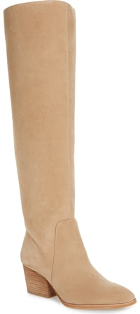 Vince Camuto 'Nestel' knee high boot | 40plusstyle.com