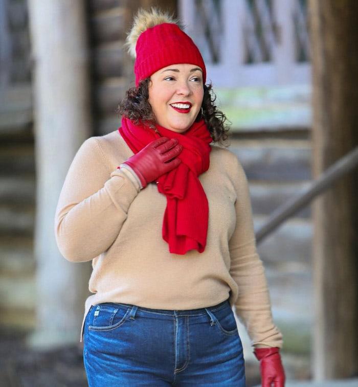 Bobble hats for women over 40 | 40plusstyle.com