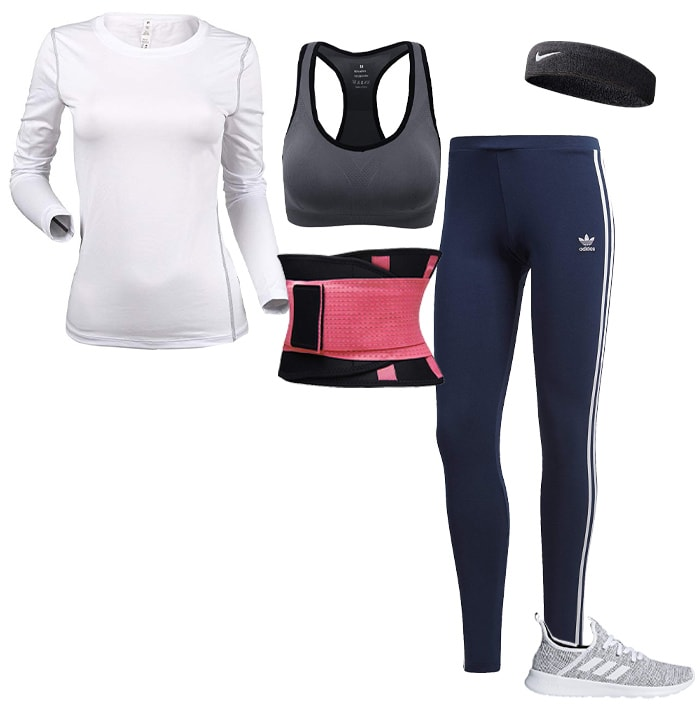 Activewear from Amazon | 40plusstyle.com