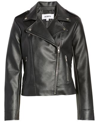the most chosen stylish clothes of the year - BB Dakota moto jacket | 40plusstyle.com