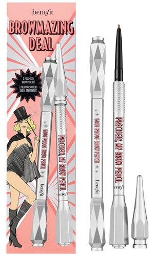 Benefit BROWmazing Deal Eyebrow Pencil Set | 40plusstyle.com