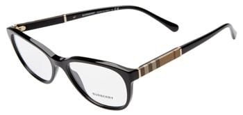 Burberry 52mm optical glasses | 40plusstyle.com