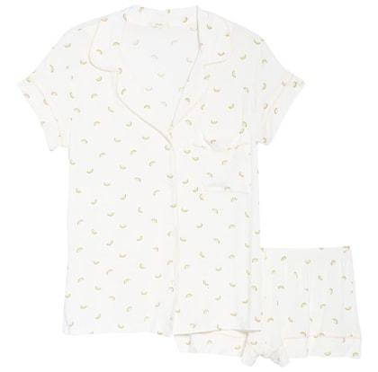 Eberjey short pajamas | 40plusstyle.com