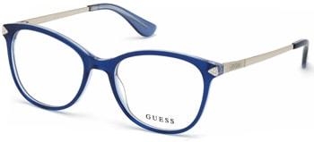 Guess GU2632-S eyeglasses | 40plusstyle.com