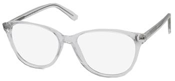 Hepburn clear glasses | 40plusstyle.com