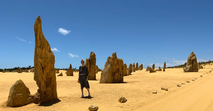 Discovering the Pinnacles in Perth