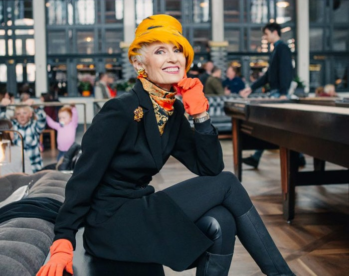 How to travel with hats | 40plusstyle.com