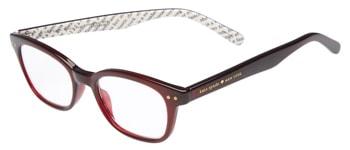 Kate Spade New York 47mm reading glasses | 40plusstyle.com