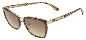 Longchamp 54mm gradient sunglasses | 40plusstyle.com