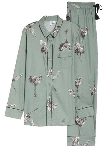 Nordstrom cotton pajama | 40plusstyle.com