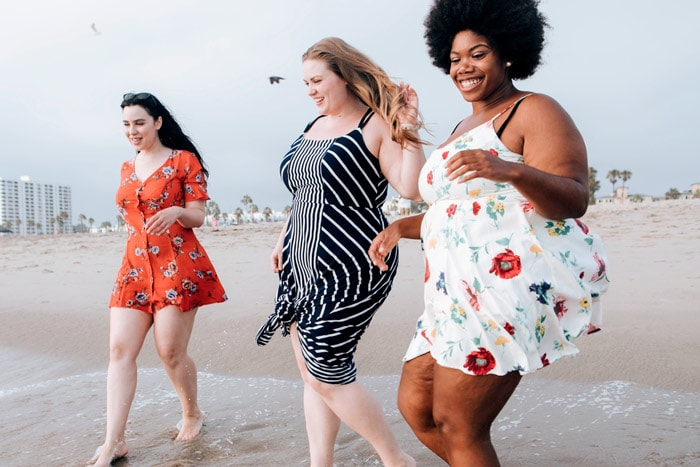 Clothing targeting Plus Size women   40plusstyle.com