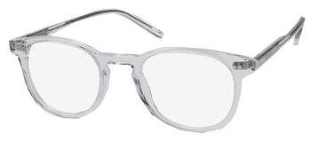 Symmetry translucent glasses | 40plusstyle.com