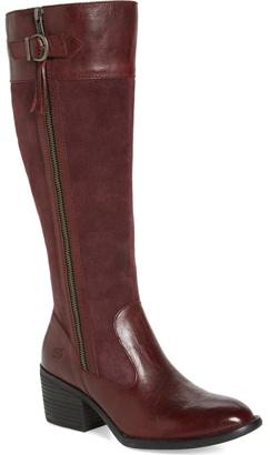 Born Uchee knee high boot | 40plusstyle.com