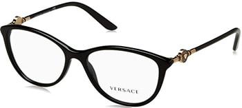 Versace 54mm eyeglasses | 40plusstyle.com