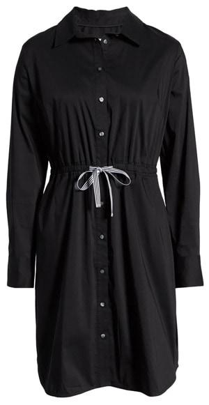 1901 tie waist shirtdress | 40plusstyle.com
