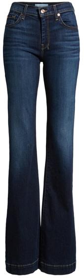 Mavi Jeans Sydney flare jeans | 40plusstyle.com
