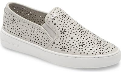 Michael Kors platform sneaker | 40plusstyle.com