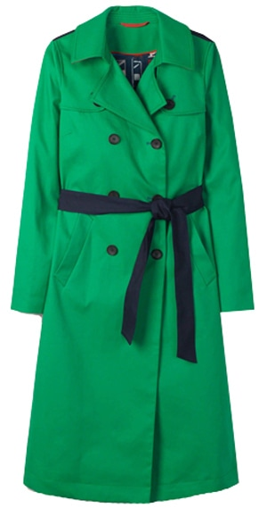 Boden Franklin Trench Coat | 40plusstyle.com