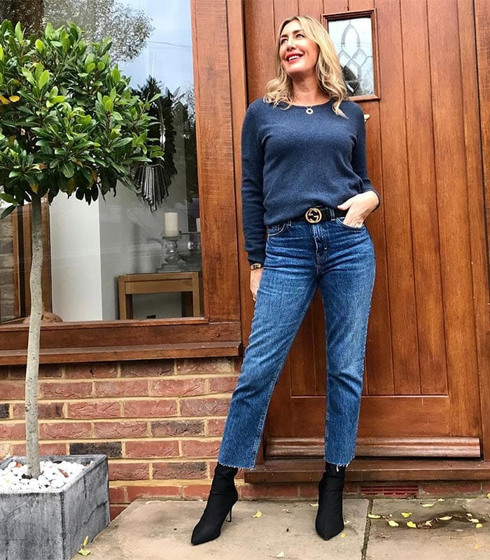 How to wear jeans over 40 – guidelines and lots of ideas