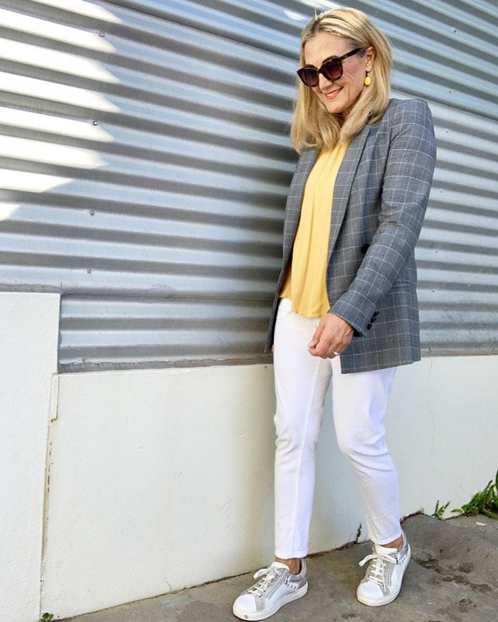 The best shoes to pair with ankle pants | 40plusstyle.com