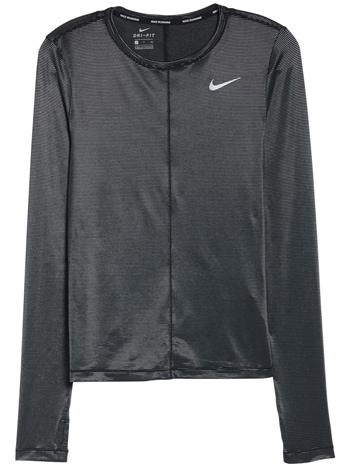 Nike dry long sleeve shirt | 40plusstyl.com