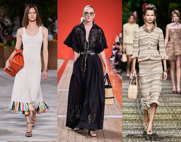 crochet dresses for summer | 40plusstyle.com