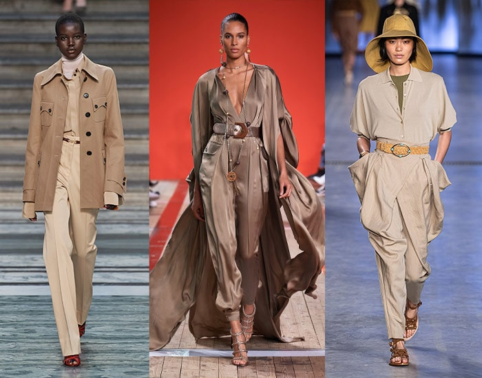 beige in all shades and tones is among the trendiest neutrals for summer 2020 | 40plusstyle.com