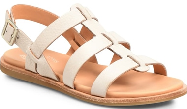 classic shoes and clothes to choose in the sales - arch support sandals   40plusstyle.com