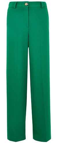 Marks & Spencer wide leg trousers | 40plusstyle.com
