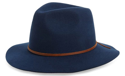 Brixton wool fedora   40plusstyle.com