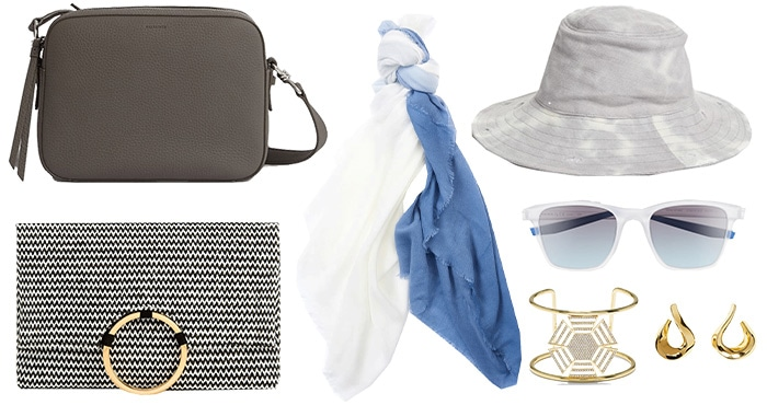Accessories to wear for spring | 40plusstyle.com