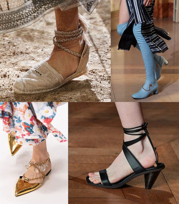 20 top summer shoes for women over 40 for 2020: Which style will you be wearing?